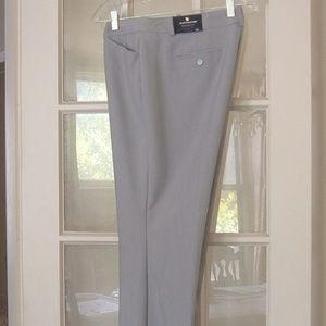 Worthington Modern Fit Grey Dress Pant Size 16